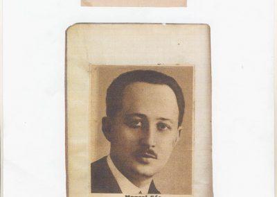 1 1921 Monsieur Marcel Sée, Polytechnitien, Administrateur de la S.A. des Automobiles Amilcar à Paris et St Denis (la Fournaise)