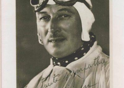 1 1922 André Morel, Patron du Service Compétition Amilcar, 4 et 6 cylindres, Records du Monde et Internationnaux, 200, 211 et 220 km-h