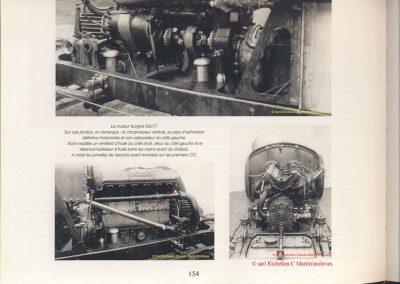 1 1925 18 10 Moteur ''Amilcar 6 cylindres groupe Borgne'' (sans culasse démontable) complet monté sur son châssis C.O. 1