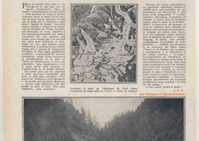 1 1926 10 08 Visite Usine Amilcar à St Denis (Paris). ''Le Pur sang de la route'', moteur ''Borgne'' au banc. 5