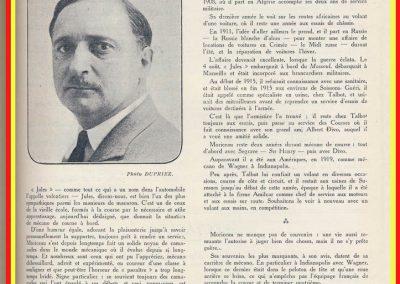 1 1927 10 17 Historique, Palmarès de Jules Moriceau par le MCF, As des As sur Sunbeam,Talbot et Amilcar (Antibes, Indianapolis..). 1