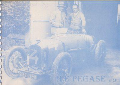 1 1930 Scaron et Morel n°4 C.6. immatriculé 273 Z 90. 1