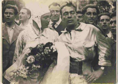 1 1933 03 06 Bol d'Or à Saint-Germain-en-Laye, 1er au clas. général de Gavardie sur l'Amilcar C.6-4 de C.A. Martin. 1