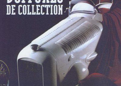 1 1933 Amilcar Monoplace 6 cyl. 1100cc à compresseur Roots. En 1986, il est Exposé pendant 8 années au Musée de la Colline à la Défense. Puis le moteur est restauré en 2015. 1