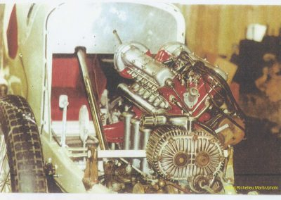 1 1933 Amilcar Monoplace 6 cyl. à compr. Exceptionnel Moteur-boîte-pont déporté. Monoplace 6 cylindre ex C.A Martin, Blot, Grignard, Le Jamtel et Serraud. 2
