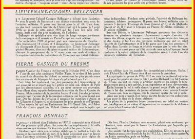 1 1942 Arthur Duray, Aviateur. Hommage, ''Cinquantenaire de la Revue l'Aérophile''. 1