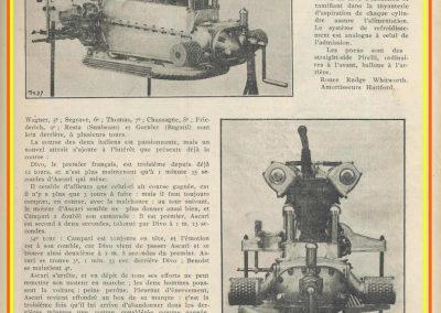 1924 03 08 le 2ème GP d'Europe, 1er Campari ALFA, 2ème Divo Delage, 3ème Benoist, 6ème Thomas sur Delage, 7et 8ème Chassagne et Frederich sur Bugatti. 7