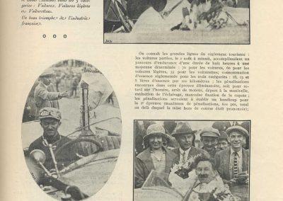 1924 03 08 le 3ème GP ACF Tourisme, Morel sur Voisin 4ème, Duray Ariès 6ème. GP Vitesse 1er Campari ALFA, 2, 3 et 6ème, Divo, Benoist et Thomas sur Delage. 7et 8ème Chassagne et Frederich sur Bugatti. 1