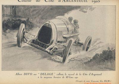 1925 03 01 Argenteuil Divo Delage 8000cc. 1_