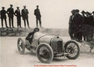 1925 09 08 Côte du Mont-Ventoux. Amilcar C.O. 1er Cat. Morel. 1