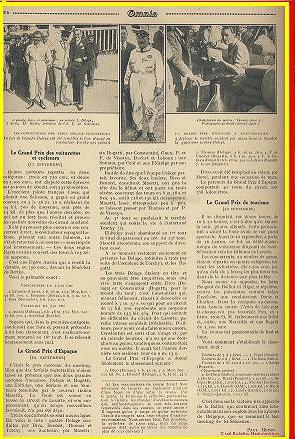 1925 19 09 GP St Sébastien Espagne Divo-Morel Benoist Thomas DC Torchy 2