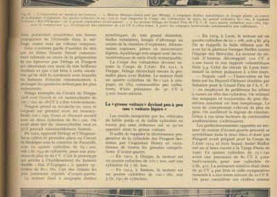 1925 28 06 G.P. d'Europe, Circuit de Spa-Francorchamps. Belgique. Sur ALFA-Roméo P2, 8 2000cc, 1er Ascari, 2ème Campari. ab. des 3 Delage. 5