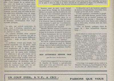 1926 03 --- Norvège Benoist Delage 6 cyl