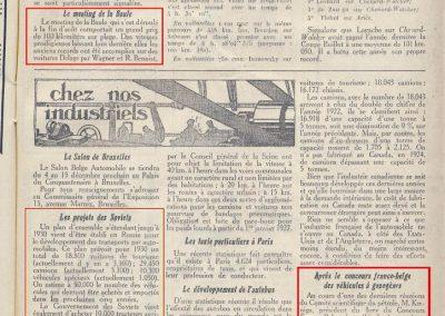 1926 08 08. G.P de Boulogne sur Mer. Amilcar C.O. 1er Morel 1100. 2