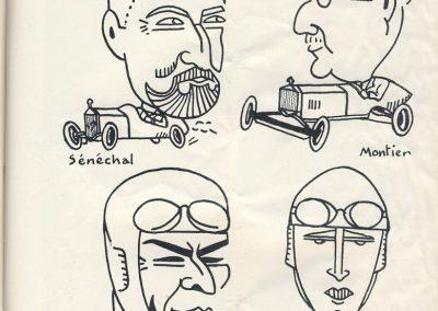 1926 09 05 Caricature par Stil de R. Benoist