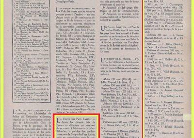 1926 14 06 Meeting Dieppe, 1er Martin. Pays Latin en Sicile, Laffrey. 1