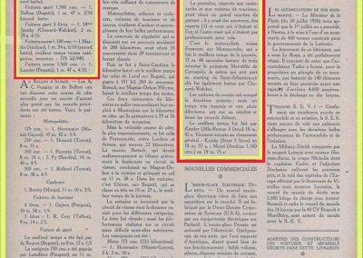 1926 14 06 Meeting Dieppe Amilcar CO 1er Martin. Le 7-8-06 le Klausen Morel. 2_