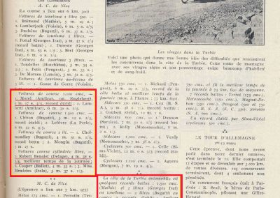 1926 15 03 la Turbie, Amilcar C.O. de _
