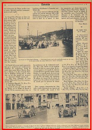 1926 18 07 GP d'Europ à St Séb Goux sur Bugatti 2