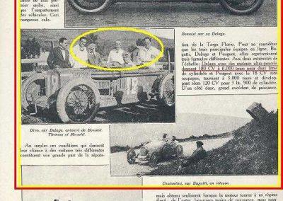 1926 25 04 Targa Florio 1400 virages 432 km (4 fois 108 km) 2