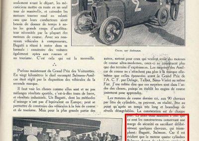 1926 27 06 GP ACF 1500 et GP Voiturette Cyclecar 1100. 6