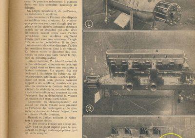 1926 27 06 Moteur FIAT, Isotta-Fraschini et Cappa_