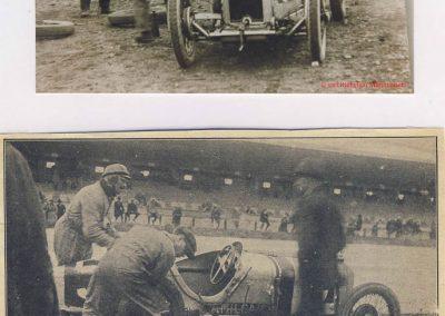 1926 28 03 GP Provence à Miramas. la Coupe Hartford des Voiturettes, Amilcar, 1er Morel n°5 et n°6, 2ème Martin. GP 1er Segrave, 2ème Moriceau Talbot, 3ème Williams, 4ème Chiron. 5