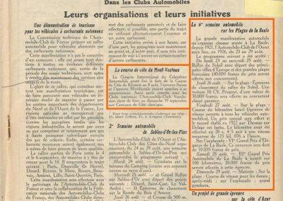 1926 28 08 La Plage de la Baule, Klausen et Ventoux_