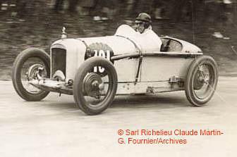 1926 -- Morel Amilcar C.O. Côte non identifiée. 1