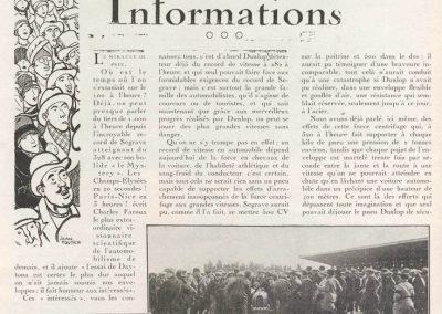 1927 01 04 Miramas Amilcar 1100 C.O. 1er Morel et 2ème Martin. 1