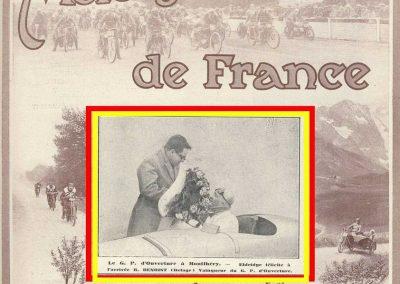1927 03 03 Réouverture Montlhéry. Course des 1100cc 14ème Jeuffrain Amilcar C.6. GP d'Ouverture Benoist 1er des 15-2000. 0