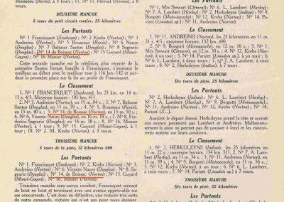 1927 03 03 Réouverture Montlhéry. Course des 1100cc 14ème Jeuffrain Amilcar C.6. GP d'Ouverture Benoist 1er des 15-2000. 3