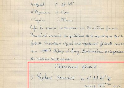 1927 03 07 GP de l'ACF à Montlhéry. 1er Benoist, 2 Bourlier, 3 Morel Delage, 4 Williams-Moriceau Talbot. 13