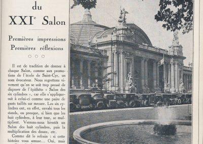 1927 07 10 XXI Salon Benoist 1