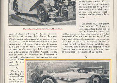 1927 07 10 XXI Salon Delage 1500cc 4