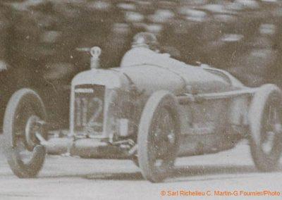 1927 08 05 Gémenos (Marseille), 1km, 1er Morel Amilcar C.O. 20''3-5. 2