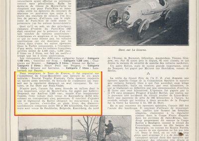 1927 10 05 Benoist Delage Amilcar 4
