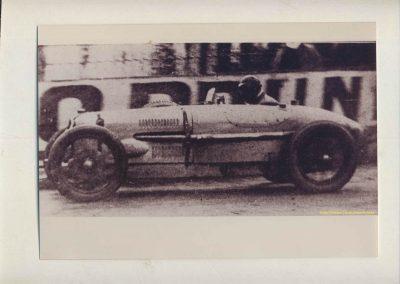 1927 10 09 GP Boulogne-Mer. Amilcar MCO GH, Duray 1er des 1100 n°37. le 15 08 GP U.M.F. 1er Martin Amilcar MCO, 1er des 1100 n°36. 2