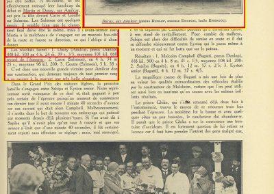 1927 11 10 GP Boulogne Mer, Duray-Martin 2