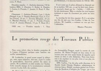 1927 15 08 GP de Paris. Championnat féminin. Mme Junek 2300 Bugatti, Versigny Talbot, Bois-Gallais-Amilcar. 10