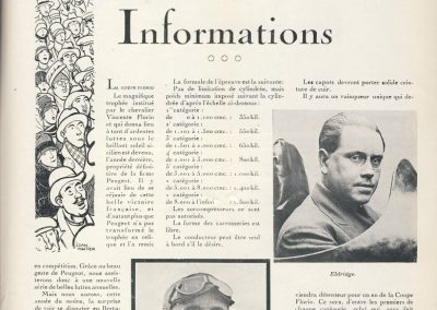 1927 17 07 la Coupe Florio, Nle 12, Gouëdic, Yffiniac, la Croix Gibat, 30 triangles de 13,575 km. Bretagne. DC de Parry Thomas. 1