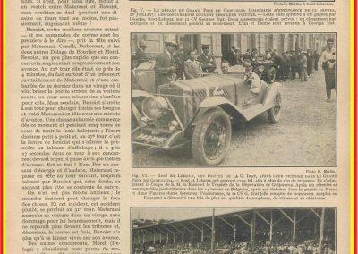 1927 25 07 GP Saint Sébastien 1er des 1100 Martin Amilcar MCO G.H. ab. de Morel. Au GP d'Espagne 1er des 1500 Benoist, Morel est en panne avec la 2ème et même Delage 1500. 3