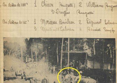 1928 09 04 Circuit International du Cap d'Antibes, Moriceau 1er des 1100cc, ab Morel et Martin, 1er Chiron 2300, Williams 2300 et Dreyfus 1500cc Bugatti.4