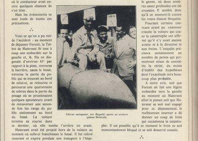 1928 09 09 GP d'Italie à Monza et d'Europe Chiron, DC de Materassi 2