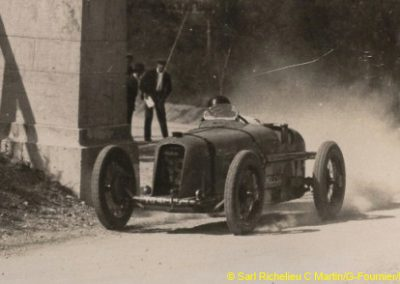 1928 18 03 la Turbie, Amilcar Morel MC0 1500 4'27''. 2