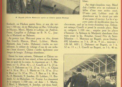1928 25 07 GP St Sébastien, 1er Martin Amilcar MCO 3