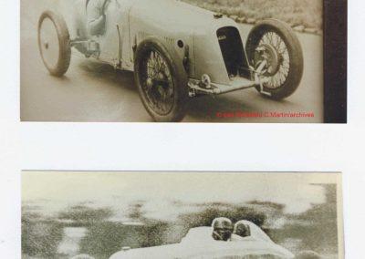 1928 25 08 Records du Monde à Arpajon Morel le K.L. à 210,770 en 17', le Mile à 210,218 km-h en 27', 3
