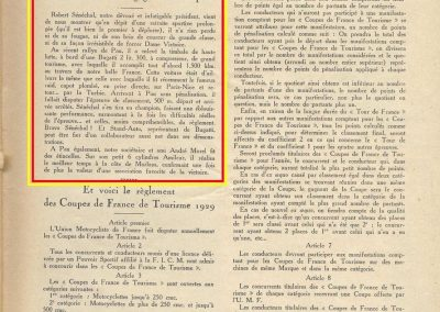 1928 26 12 Côte de Morlaas, Amilcar 1500 MCO, Morel, 1'03''1-5 M.T.T.C.. Rallye de Pau 1er Sénéchal Bugatti 2300. 3