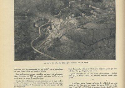 1928 29 04 Côte des 17 Tournants, 1800 km, Amilcar 1500 MCO n°66 Morel 1'29'' R.B.. Martin n°71, MCO G.H. 1'32 R.B., , Williams Bugatti n° 74, 2000cc 1'28 R.B. 16
