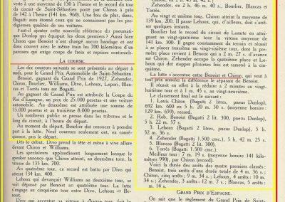 1928 29 07 GP St Sébastein 1er Chiron Benoist Bugatti Williams 2